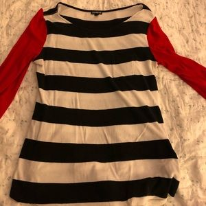 Really cute striped top from Express